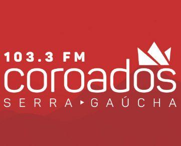 rádio coroados destaque